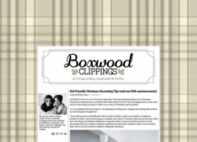boxwoodclippings.com