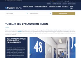 boxx-opslagverhuur.nl
