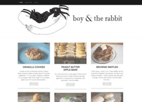 boyandtherabbit.wordpress.com