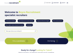 boycerecruitment.co.uk