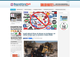 boycottisrahell.com