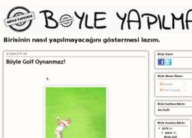 boyleyapilmaz.com