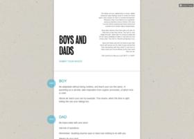 boysanddads.tumblr.com