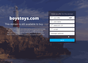 Boystoys.com