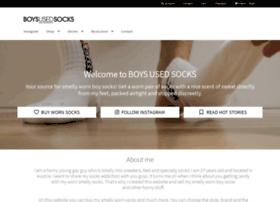 boysusedsocks.com