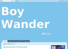 boywander.com