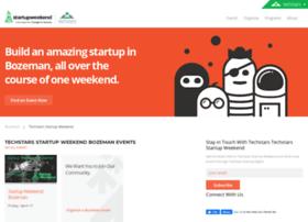 bozeman.startupweekend.org