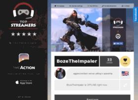 bozetheimpaler.topstreamers.com
