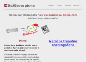 bozickovo-pismo.com