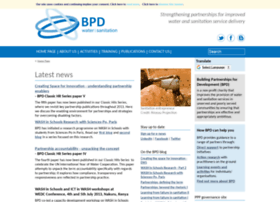 bpd-waterandsanitation.org