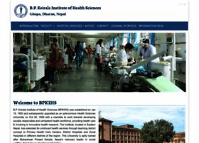 bpkihs.edu