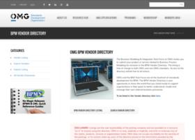 bpm-directory.omg.org