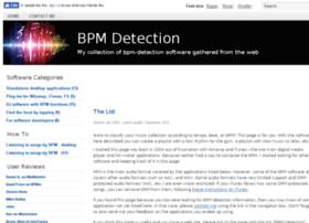 bpmdetection.com