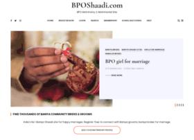 bposhaadi.com