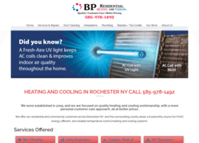 bpresidentialheating.com