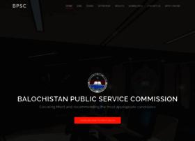 bpsc.gob.pk