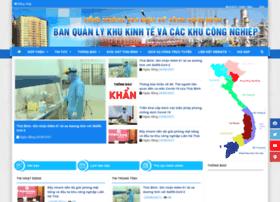 bqlkcn.thaibinh.gov.vn