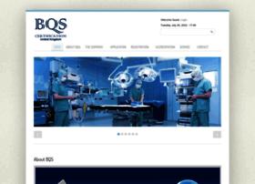 bqs-cert.co.uk