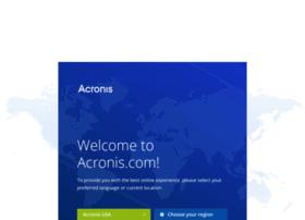 br.acronis.com