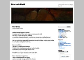 brackishplaid.com