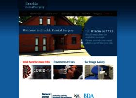 brackladentalsurgery.com