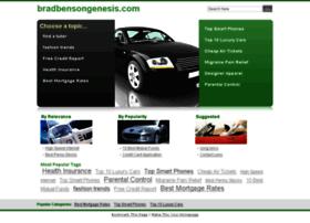 bradbensongenesis.com