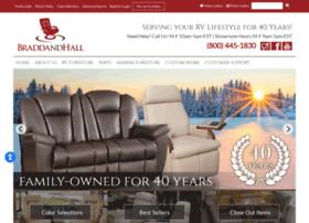 braddandhall.com