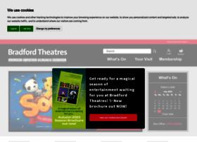 bradford-theatres.co.uk