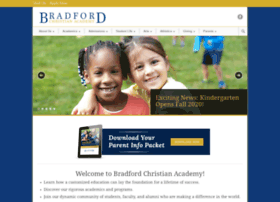 bradfordchristianacademy.org