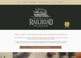 bradfordrrmuseum.org