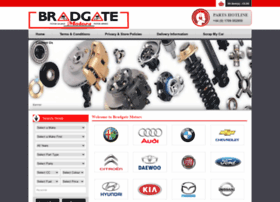 bradgatemotors.co.uk