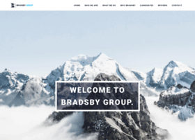 bradsbygroup.com