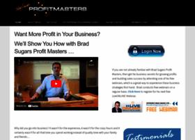bradsugarsprofitmasters.com