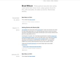 bradwilson.typepad.com