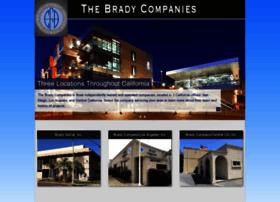 brady.com