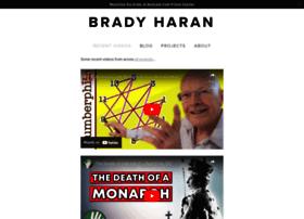 bradyharanblog.com