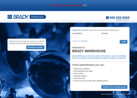 bradywarehouse.com
