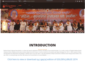 brahmakumarisnepal.org.np
