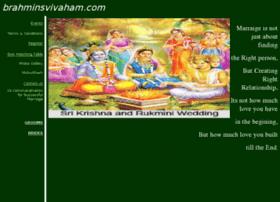 brahminsvivaham.com