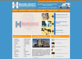 brahmshaktihospital.com