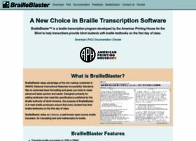 brailleblaster.org