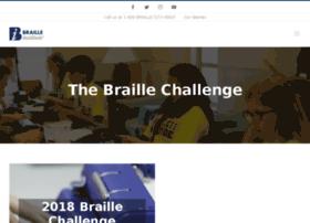 braillechallenge.org