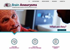 brainaneurysm.com