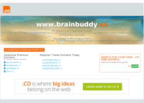 brainbuddy.co