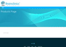 brainclinics-products.com