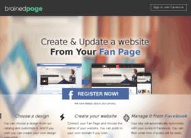 brainedpage.com