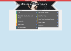 brainfreezemeltdown.com
