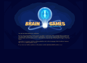 braingames.org.uk