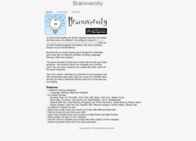 brainiversity.com