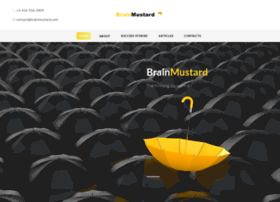 brainmustard.com